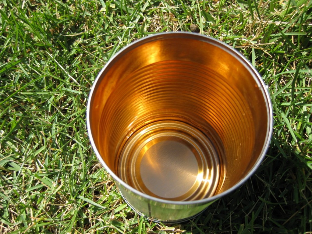 When the cycle has finished, observe the amount of water in each can. If your sprinkler uniformity is good, the water level will be about the same in each can. If the amount varies by 50% or more, you'll probably need to make major renovations to your system to improve uniformity. A lack of uniformity is one of the most common causes of brown spots in lawns.
