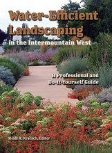 Water Efficient Landscaping book cover