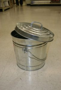 Remember to can your ashes using an approved, fire-resistant metal container