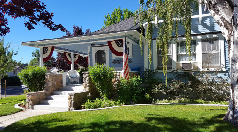 Fourth of July Garden Party Planning