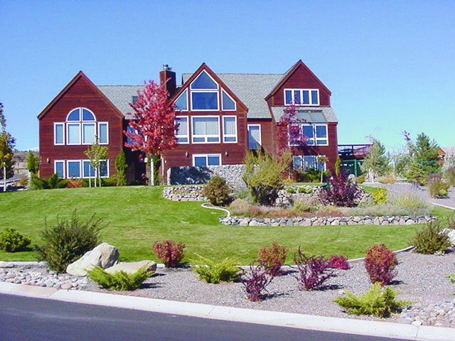 Defensible Space: Your Home, Your Vegetation, Your Responsibility!
