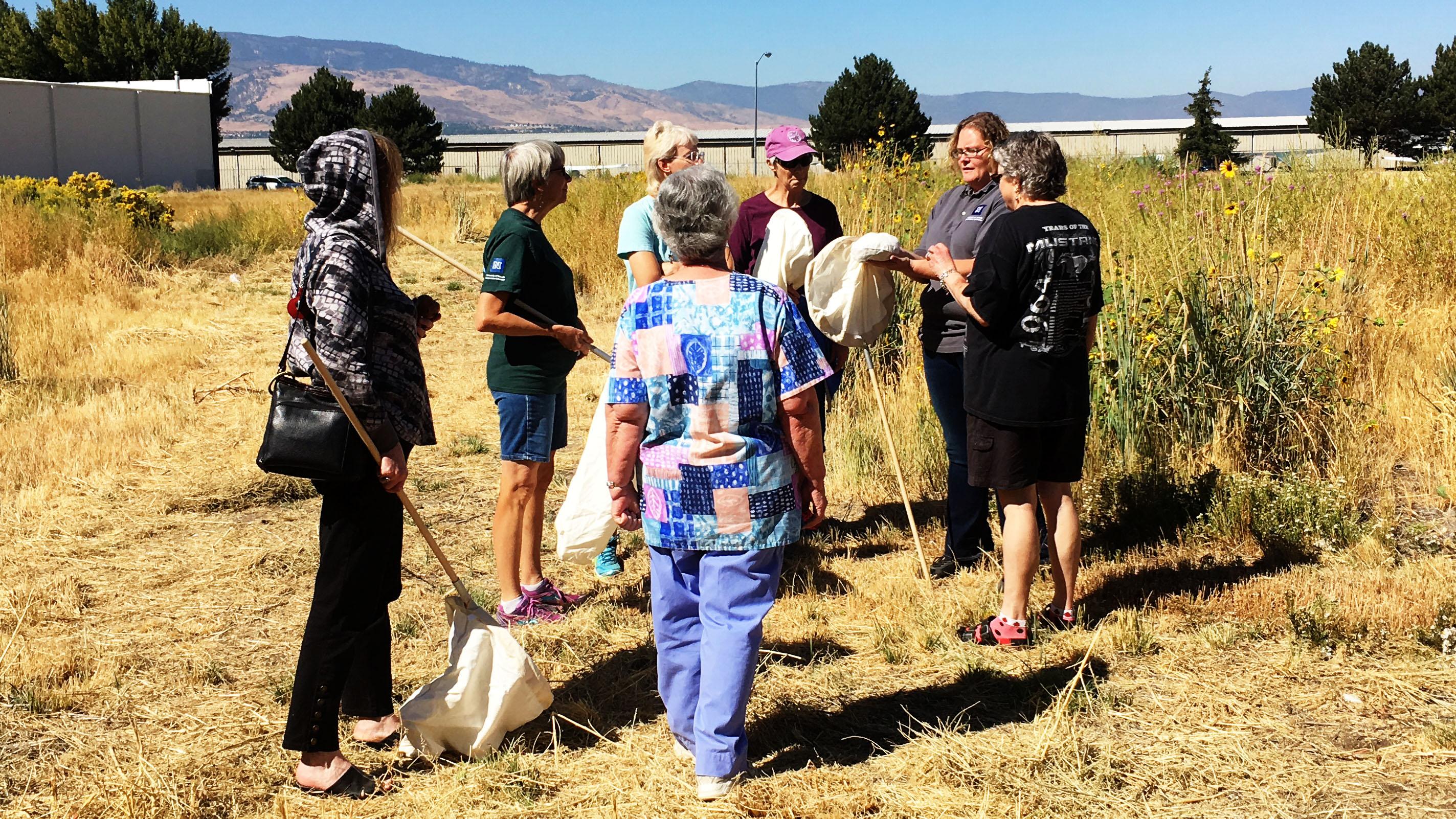 Nevada Gardeners Tame Desert, Grow Beauty and Delight