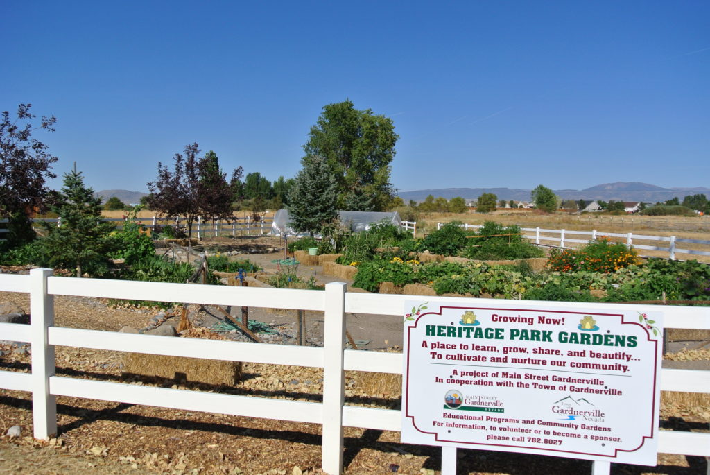 Heritage Park Community Garden