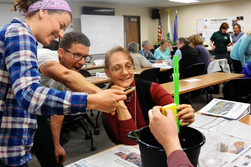 What do Master Gardeners do anyway?